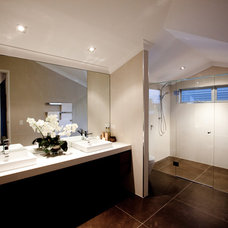 Contemporary Bathroom by Luisa Interior Design