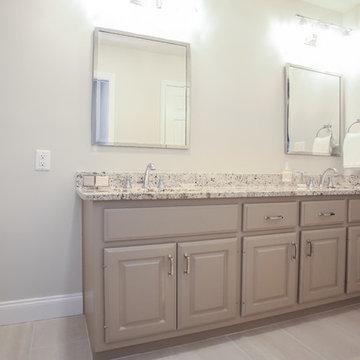 Lula Kitchen and Master Bath Remodel