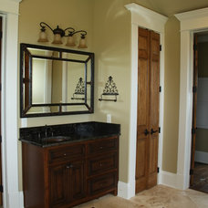 Traditional Bathroom by Cowan Incorporated