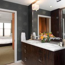 Modern Bathroom by Inspired Interiors