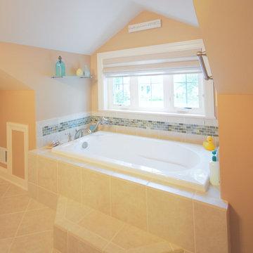 Lutherville Dormer Bathroom, 2012