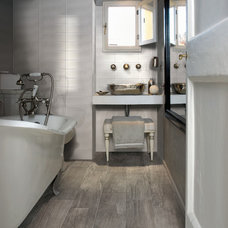 Contemporary Bathroom by Architectural Ceramics Inc