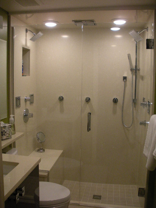 Quartz Shower Ideas Pictures Remodel And Decor