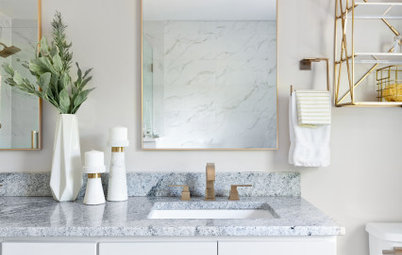 Not Ready to Remodel Your Bathroom? Try a Mini Makeover