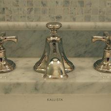 Traditional Bathroom by Kitchen & Bath Details