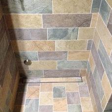 Bathroom by LUXE Linear Drains, LLC