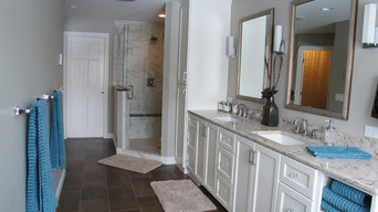 Luxurious Burnsville Master Bath