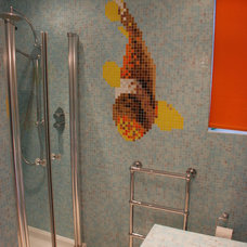Eclectic Bathroom Luxurious Childrens Bathroom