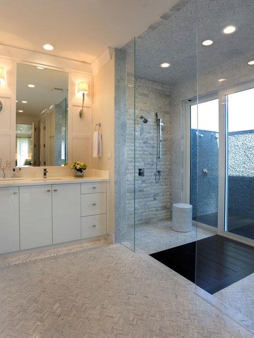 Indoor Outdoor Shower indoor outdoor shower | houzz