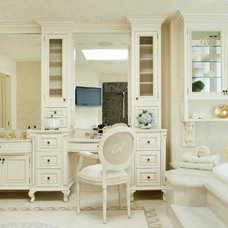 Traditional Bathroom by Design Excellence