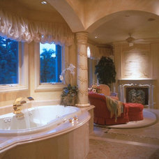 Traditional Bathroom by The Evans Group