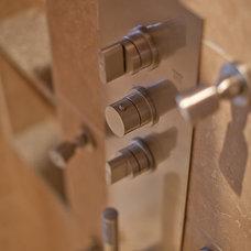 Contemporary Bathroom by HighCraft Builders