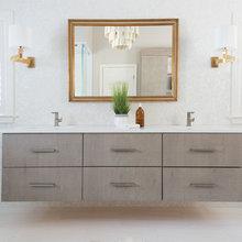 Karen Berkemeyer Home's Bathrooms