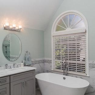 Luxurious Spa Inspired Bathroom