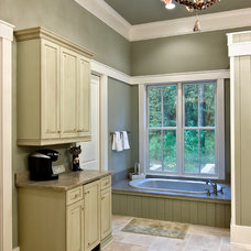 Traditional Bathroom by Kitchen Design Center