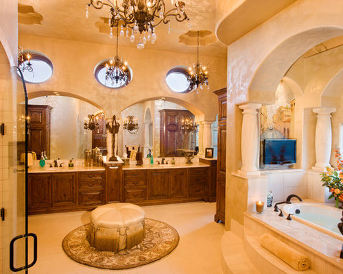 Luxury Bathroom | Houzz