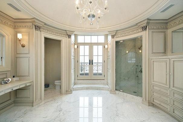 Traditional Bathroom by Stone City - Kitchen & Bath Design Center