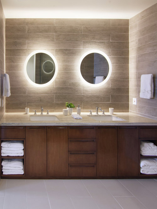Dark Bathroom Cabinets Ideas Pictures Remodel and Decor – Bathroom with Dark Cabinets
