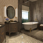 Masters Residence Victorian Bathroom Other By