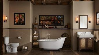 Luxury Contemporary Bathrooms