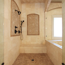 Traditional Bathroom by Alex Custom Homes, LLC