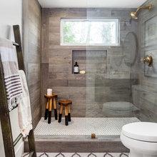 Tesuque Guest Bath