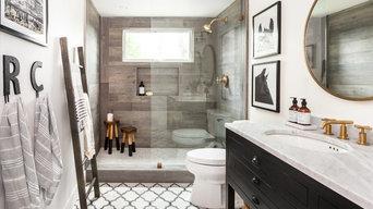 Luxury Farmhouse Bathroom