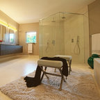 Chevy Chase Addition Master Bathroom