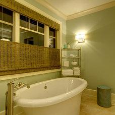 Traditional Bathroom by Rockwood Custom Homes