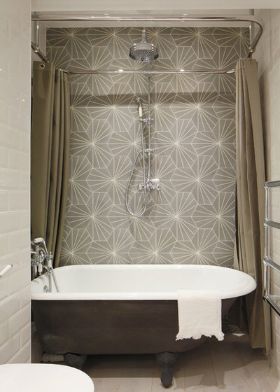 shower curtain or shower screen