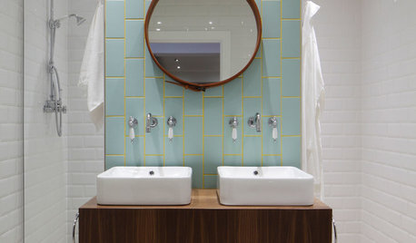 Bathroom tile on houzz tips from the experts for Houzz bathroom design guide