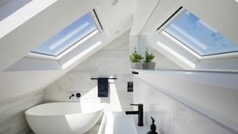 Luxury Loft Bathroom