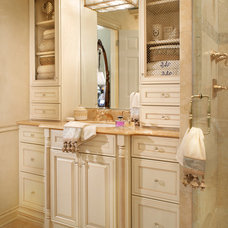 Mediterranean Bathroom by Creative Design Construction, Inc.