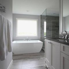 Osseo, MN. Luxury Master Bathroom Remodel ...