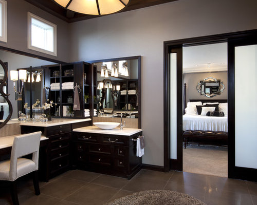 Bathroom Sets Luxury Reconditioned Bath Tub In Master Bedroom: Luxury Master Bathroom Ideas, Pictures, Remodel And Decor