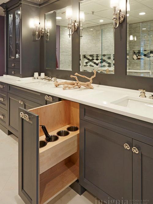 Luxury Master Bathroom Suite In Insignia Kitchen And Bath Showroom Barrington