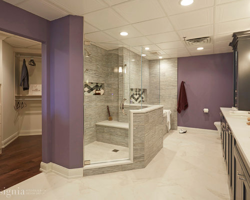 Luxury master bathroom suite in insignia kitchen and bath Luxury master bathroom suites