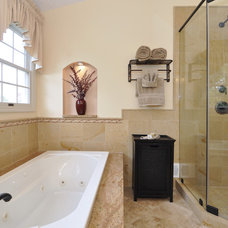 Traditional Bathroom by Summit Design Remodeling, LLC