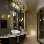 Master Bathroom Tub Amp Showers Contemporary Bathroom