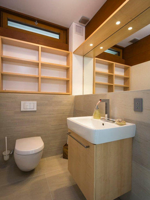 . Luxury PreFab German Style  Bathroom
