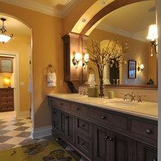 Traditional Bathroom by Ketmar Development Corp