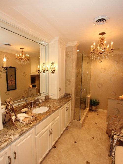 Bathroom Design Ideas, Renovations & Photos with Granite Worktops and ...