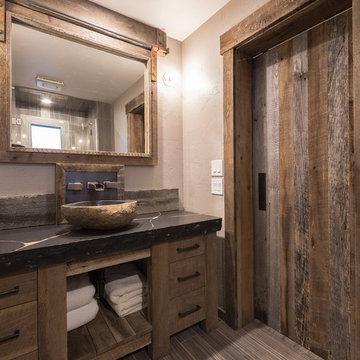Luxury Rustic Home