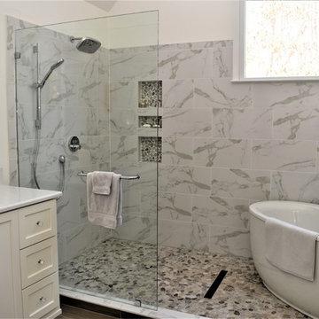 Luxury Spa Retreat - Master Bath Renovation