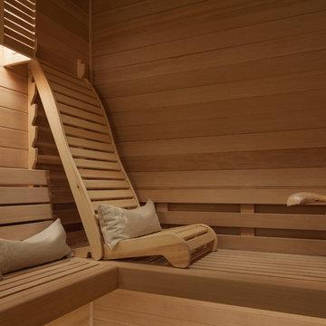 Luxury Spa - Sauna