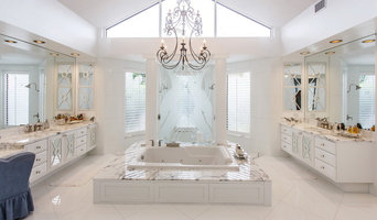 Luxury Statuario Marble Bath