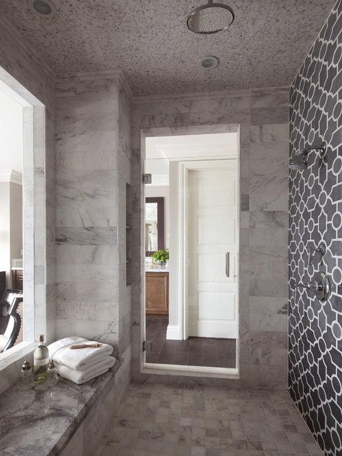 Shower Accent Wall Houzz