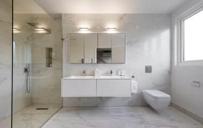 How to Design a Sleek, Modern Bathroom