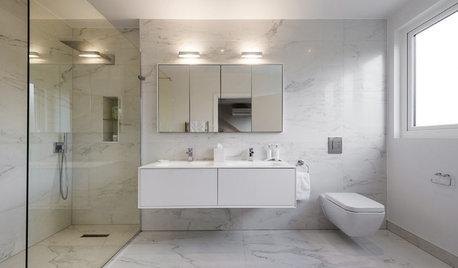 How to Design a Sleek, Modern Bathroom