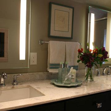 Lyndhurst, Transitional Bathroom